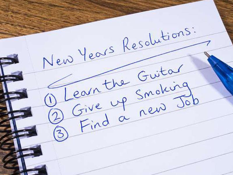 Tenir Ses Bonnes Résolutions… Ou Comment La Chenille Devient Papillon!